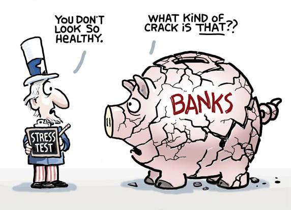 bank stress test