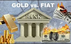 gold vs money