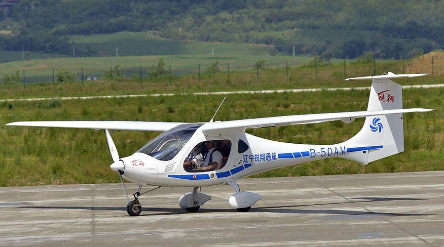 lithium airplane