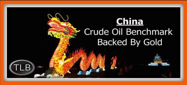 china oil benchmark