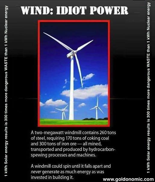wind energy idiots