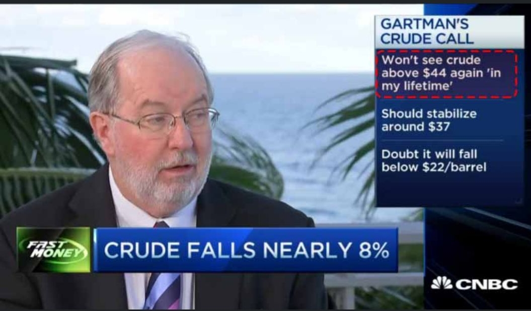 gartman on oil