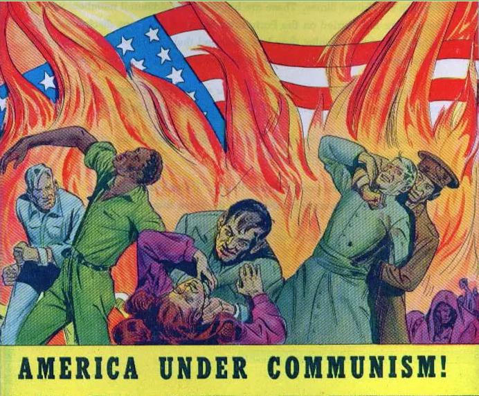 COMMUNISM IS NOW