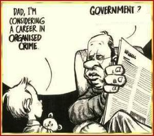 government crime