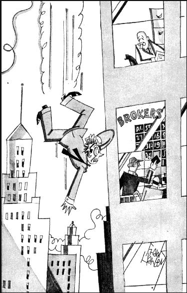 jumping investor
