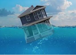 sinking real estate