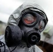 chemical weapon mask