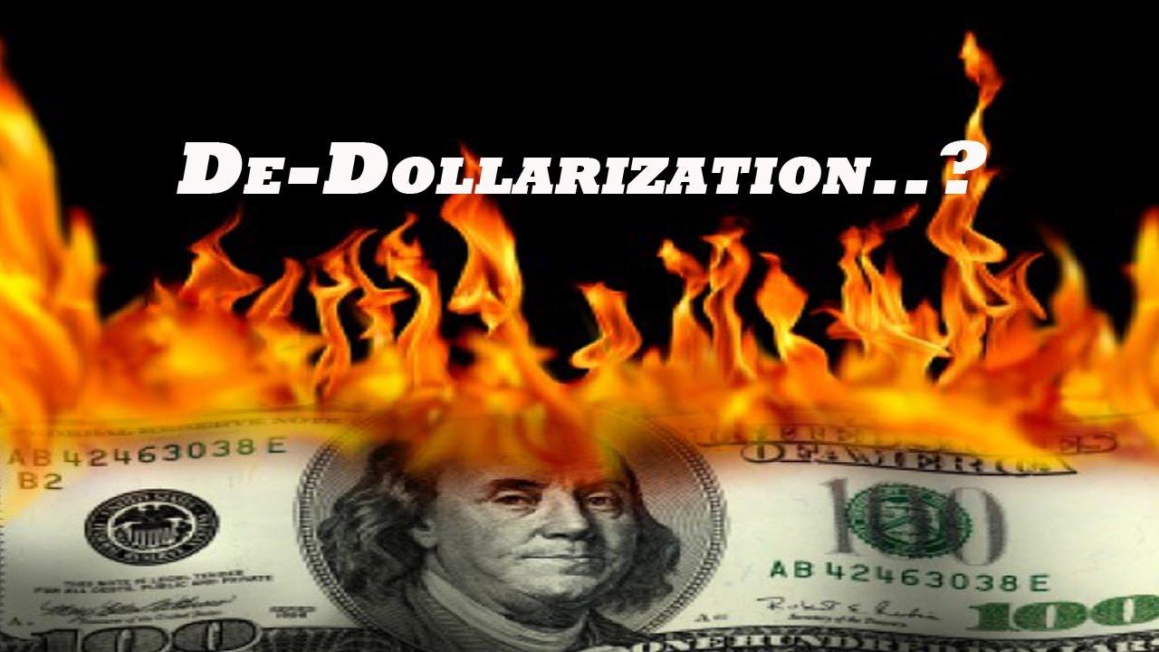 de dollarization