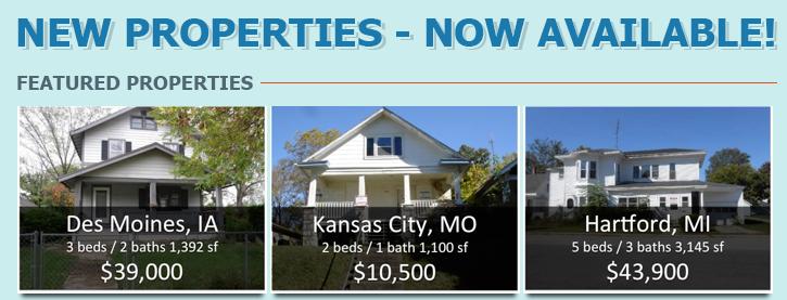 new properties 2014