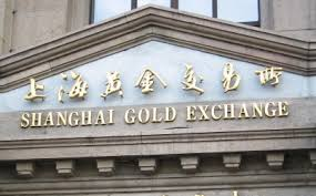 shanghai gold exchange