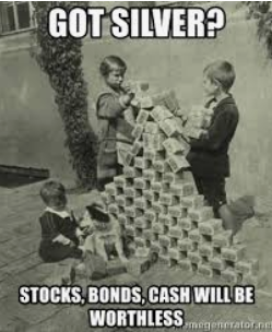 silver instead of bonds